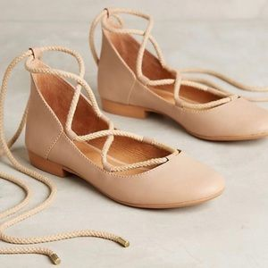 Kelsi Dagger Brooklyn Deandra Flats Lace-up